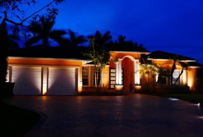 Eos outdoor lighting miami residential commerical landscape lighting residential lighting mozeypictures Image collections