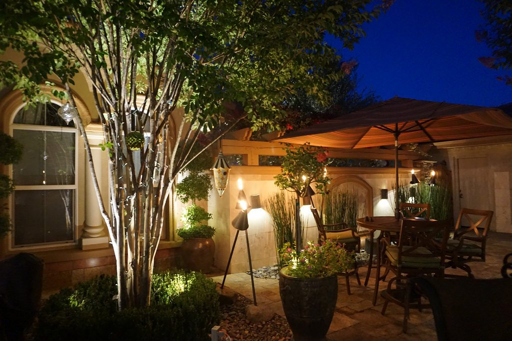 Landscape Lighting Maintenance By Eos Outdoor Lighting Metro Miami Florida