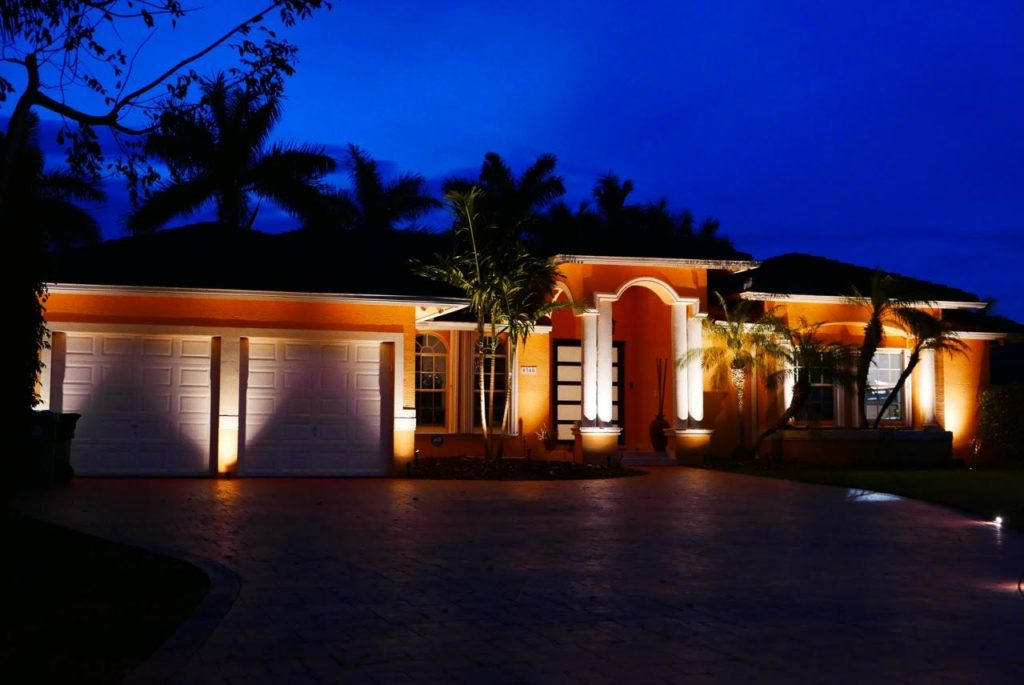 Residential outdoor lighting experts