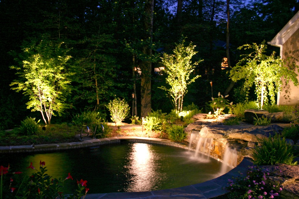 Landscape lighting miami free night time demo landscape lighting miami mozeypictures Image collections