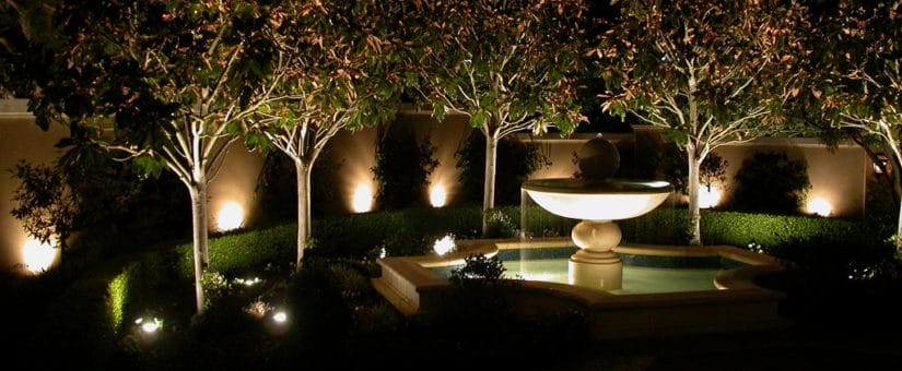 Landscape Lighting Design u2013 Why Outdoor Lighting in Miami : landscape lighting design - www.canuckmediamonitor.org