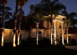 Landscape Lighting Miami